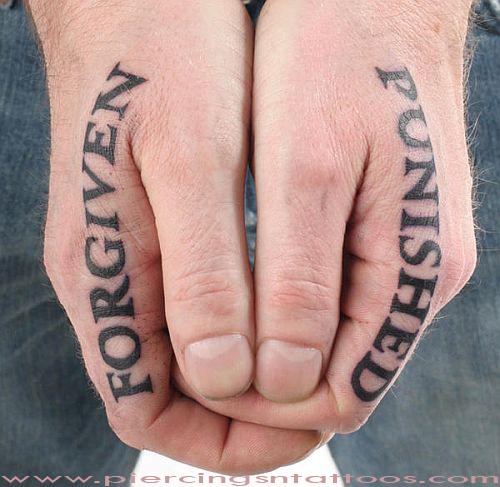Tattoo of Allen Falkner