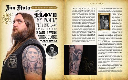 53b21fe3a Piercings and Tattoos » Blog Archive » Kat Von D geared up with her ...